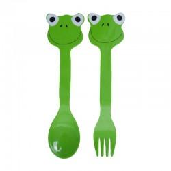 JIP - Posate Funny frog